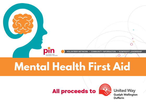 Take The Mental Health First Aid Training And Support United Way
